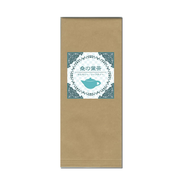 国産桑の葉茶1kgリーフ商品画像|美と健康のヴィーナース