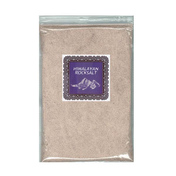 ブラックソルト粉末1kg|ヴィーナースのヒマラヤンロックソルト