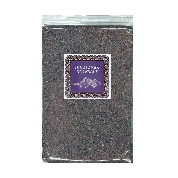 ブラックソルト粒タイプ1kg|ヴィーナースのヒマラヤンロックソルト