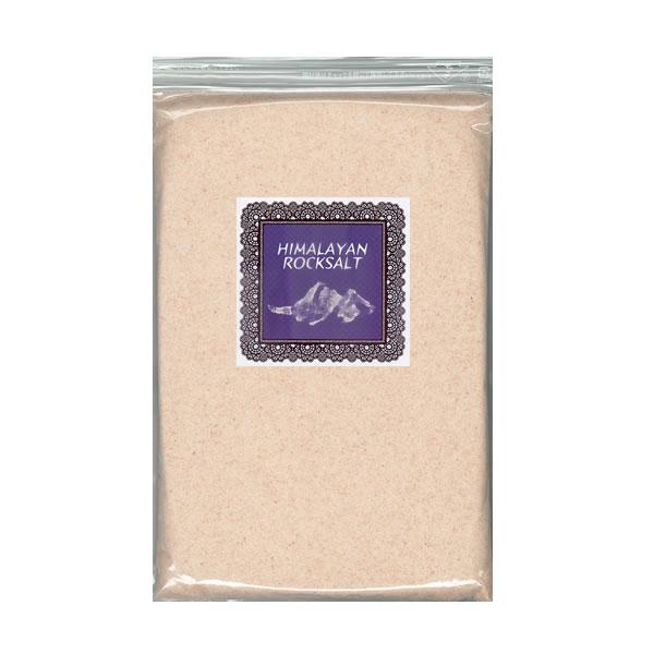 ローズソルト粉末1kg|ヴィーナースのヒマラヤンロックソルト
